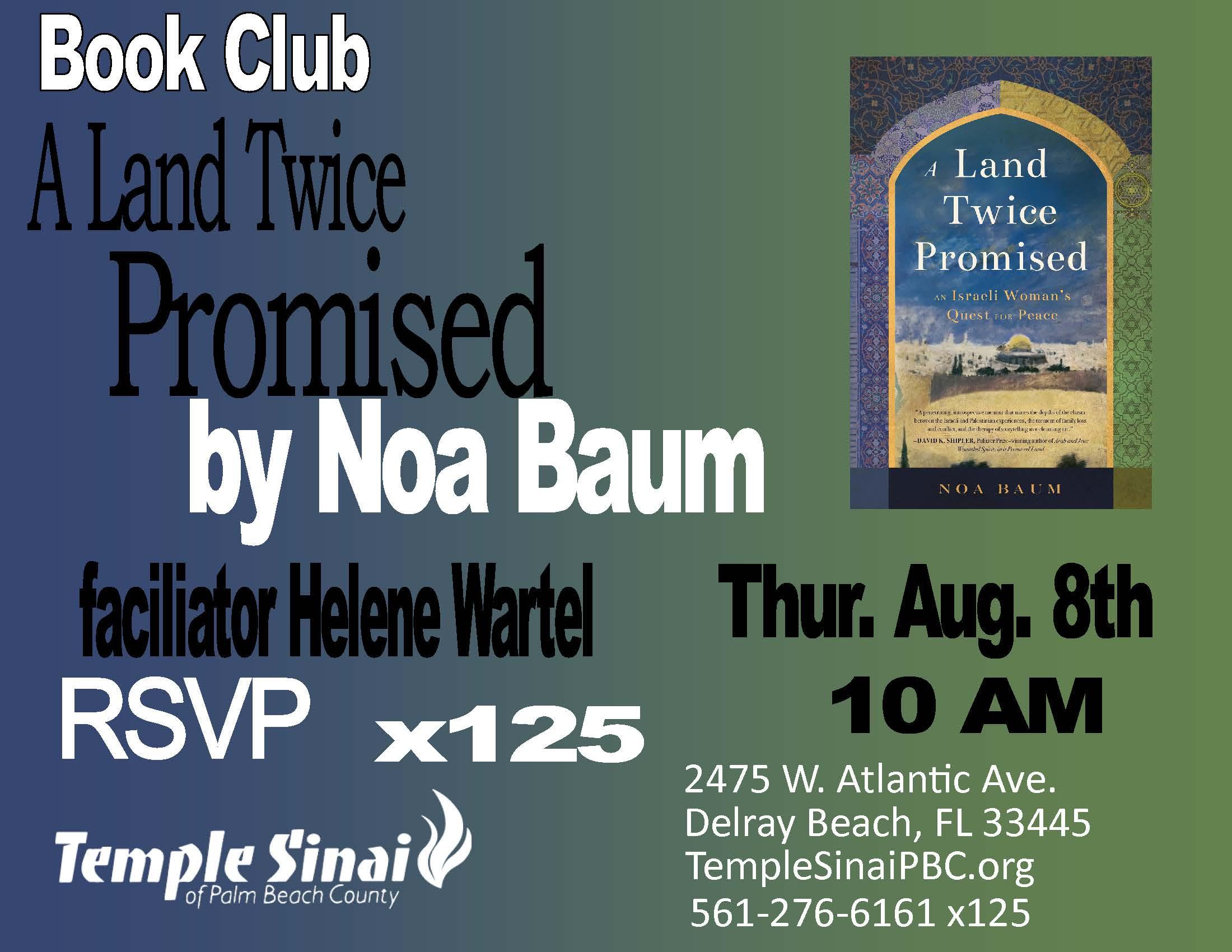 book club 8-8
