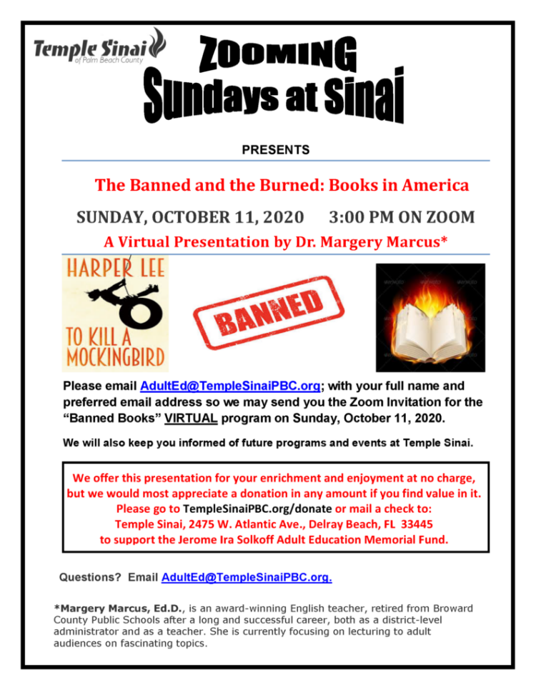 BOOKS BANNED flyer-J. MARCUS-Ad Ed 10-11-20